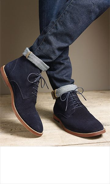 Mens Shoes \u0026 Boots   Footwear for Men