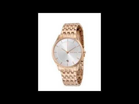ساعات سكاجين Skagen Watches احدث موديلات ساعات سكاجين وتوصيل لحد البيت Rose Gold Watch Gold Watch Rose Gold
