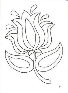 Resultado de imagem para patrones de bordado mexicano