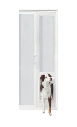 Ideal Pet Products Vip Vinyl Insulated Pet Patio Door Extra Large