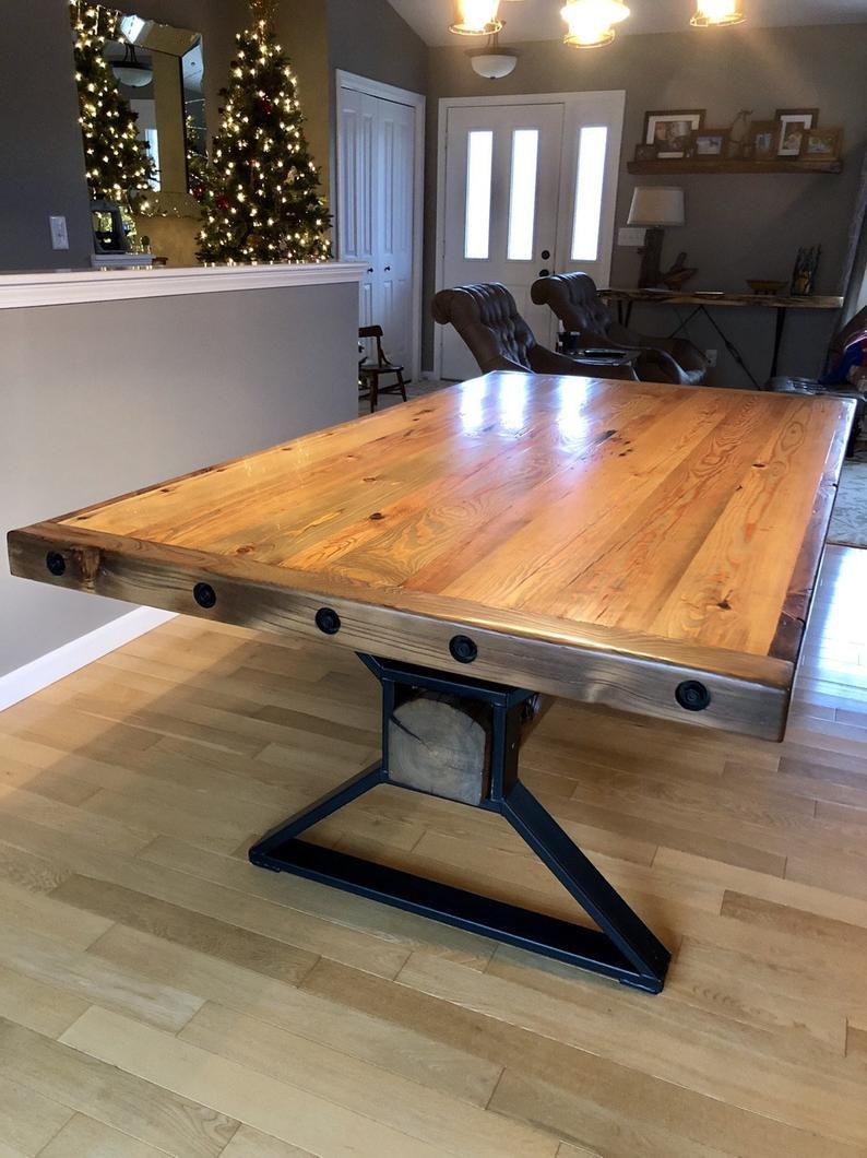 39+ Etsy dining table set Inspiration