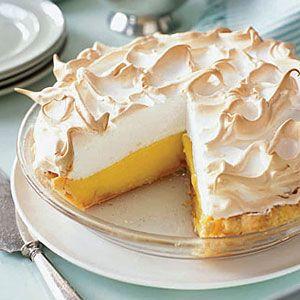 Lemon Meringue Pie Recipe Meringue Pie Recipes Favorite Pie Recipes Lemon Meringue Pie