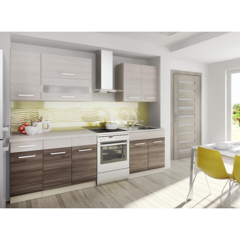 Meble Kuchenne W Zestawach Cuba Libre Hiteak W Sklepach Leroy Merlin Home Decor Kitchen Kitchen Cabinets