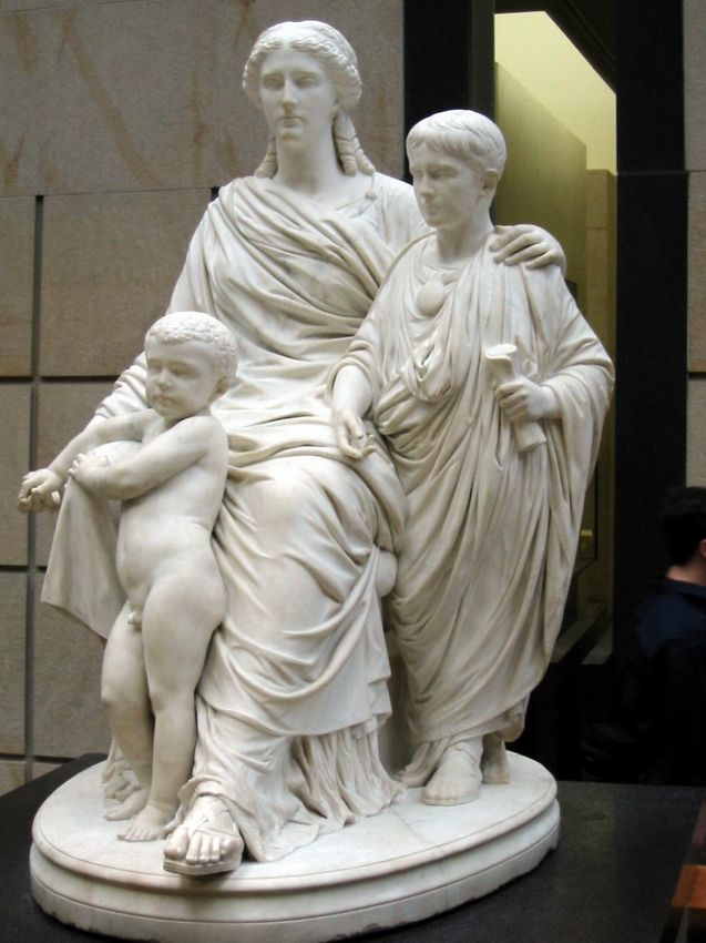 Image result for Ancient Roman Mothers