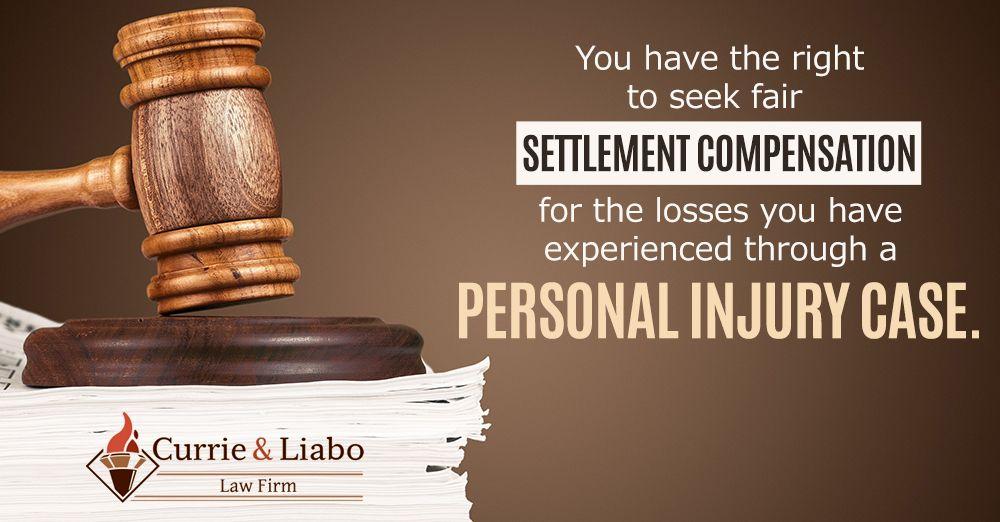 You have the right to seek fair settlement compensation
