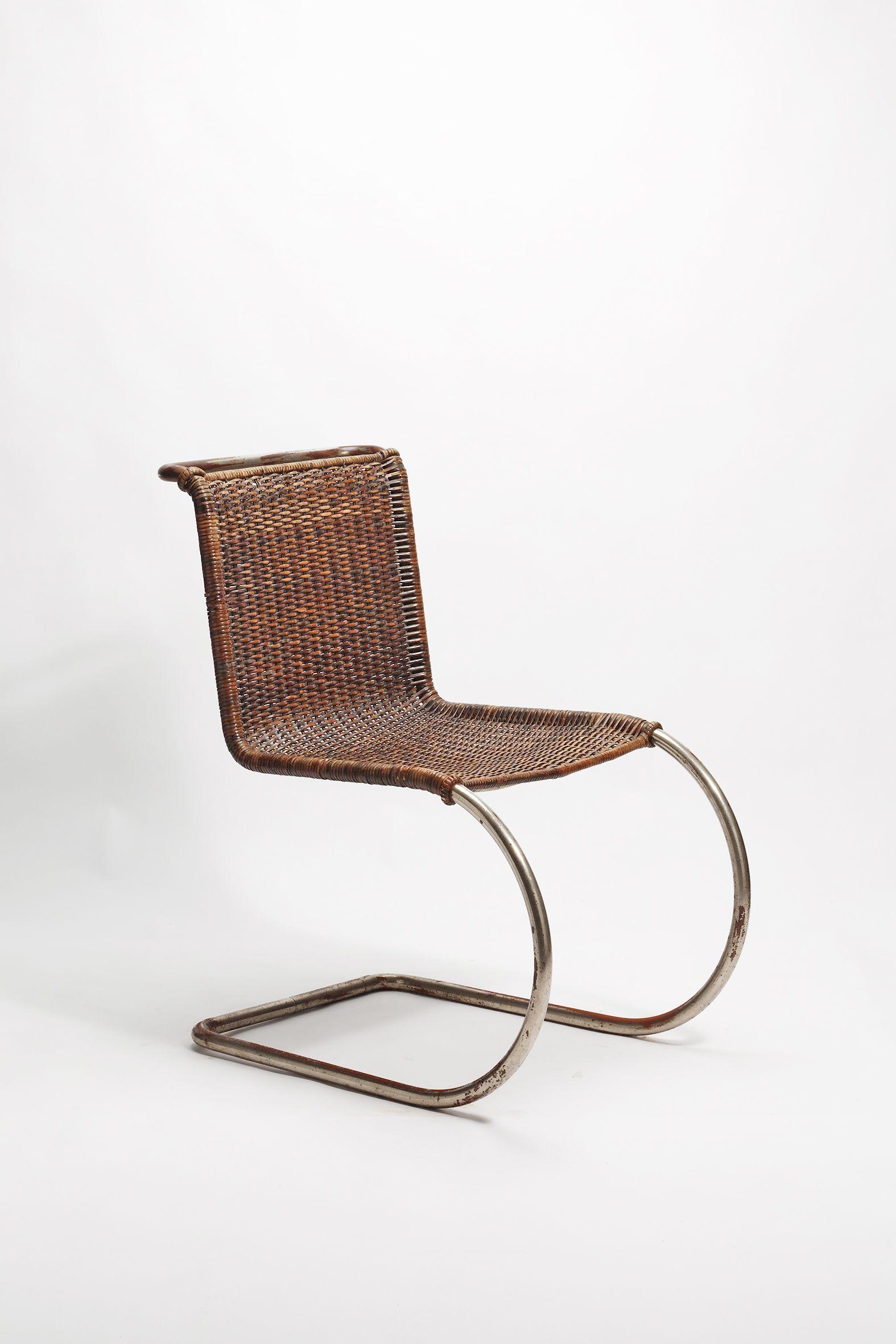 Ludwig Mies Van Der Rohe Freischwinger Mr 533 Um 1934 Furniture