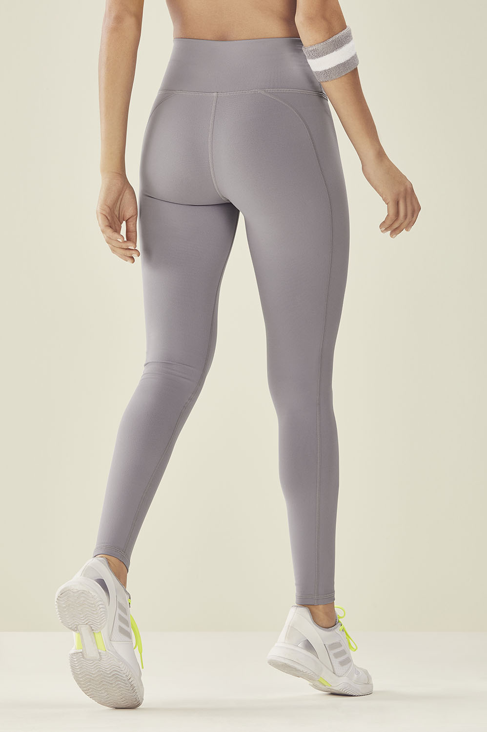 7c3af6a9768204 Fabletics Tight High-Waisted Solid Powerhold Legging Womens Blue Size 2X