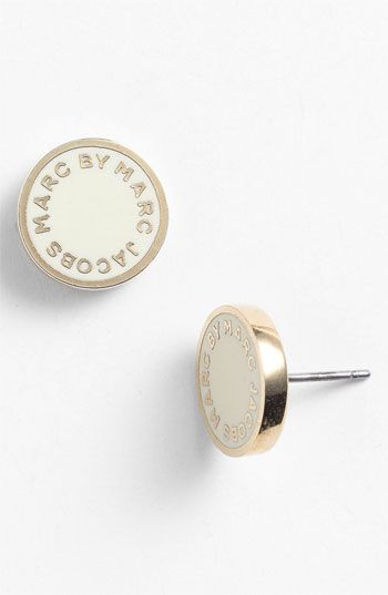 eda17e25f271a MARC BY MARC JACOBS  Classic Marc  Boxed Logo Stud Earrings ...