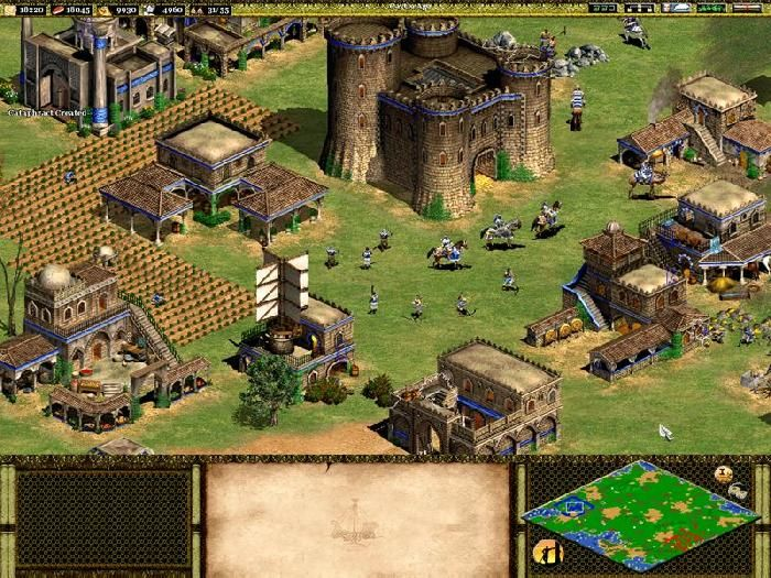 Playing With The Byzantines Age Of Empires Ii Anos 90