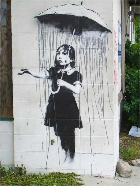 UPDATED 2020! 131 Amazing Banksy Graffiti Artworks With Locations