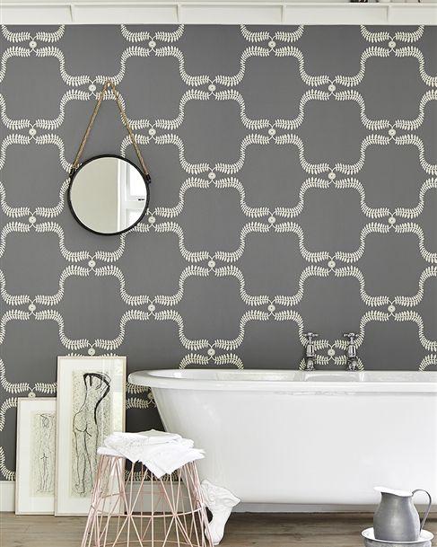 Designer Wallpaper Coverings Fabric Wallpaper In Traditional