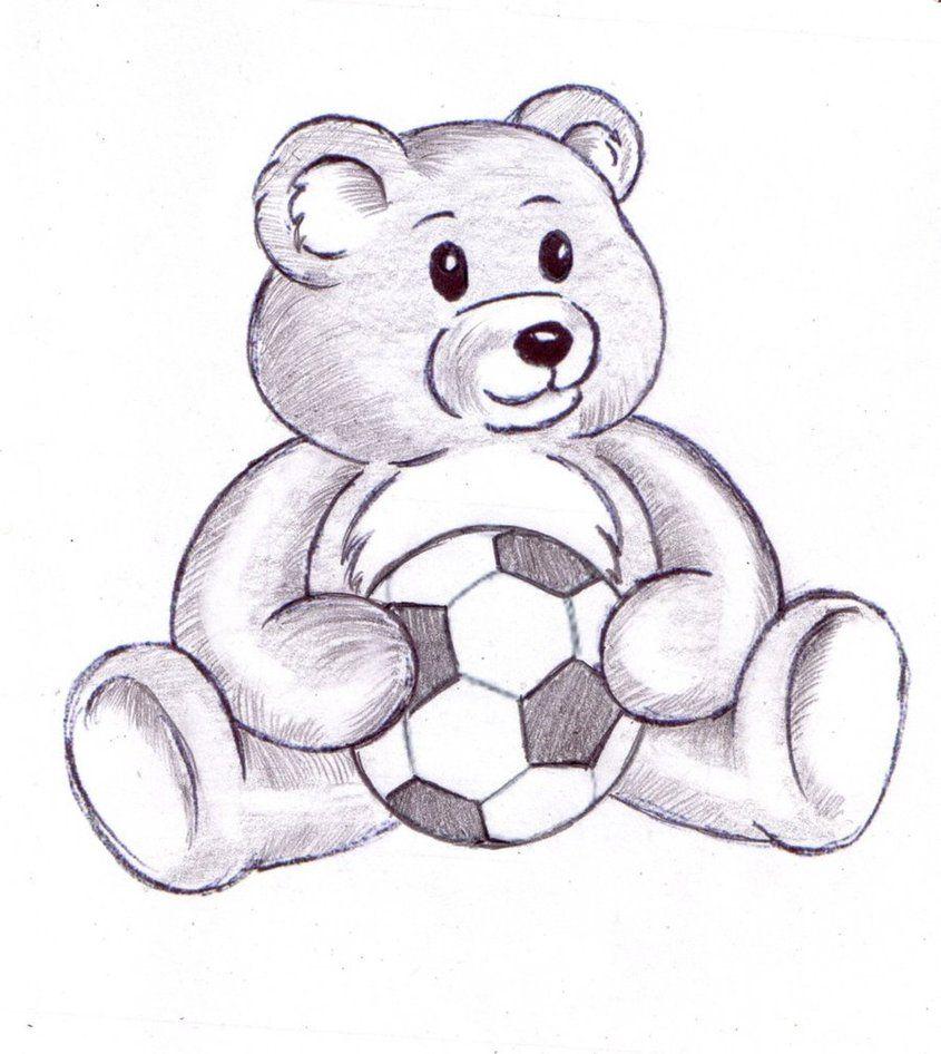 how to draw a teddy bear | how to draw : teddy boys | cute ...