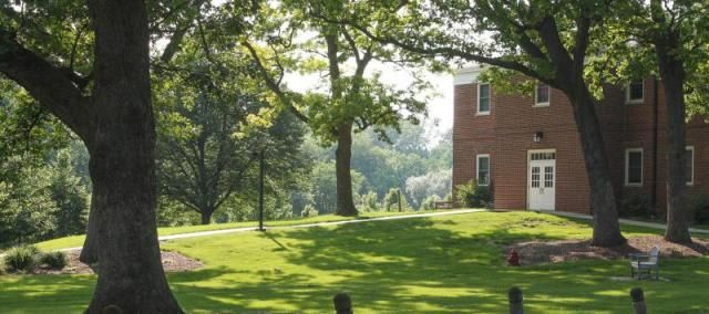 Situated on 90 acres of rolling hills, woods, and spacious lawns on the banks of the Fox River in Elgin, Judson University is the perfect setting for your conference or event! #uniquevenue