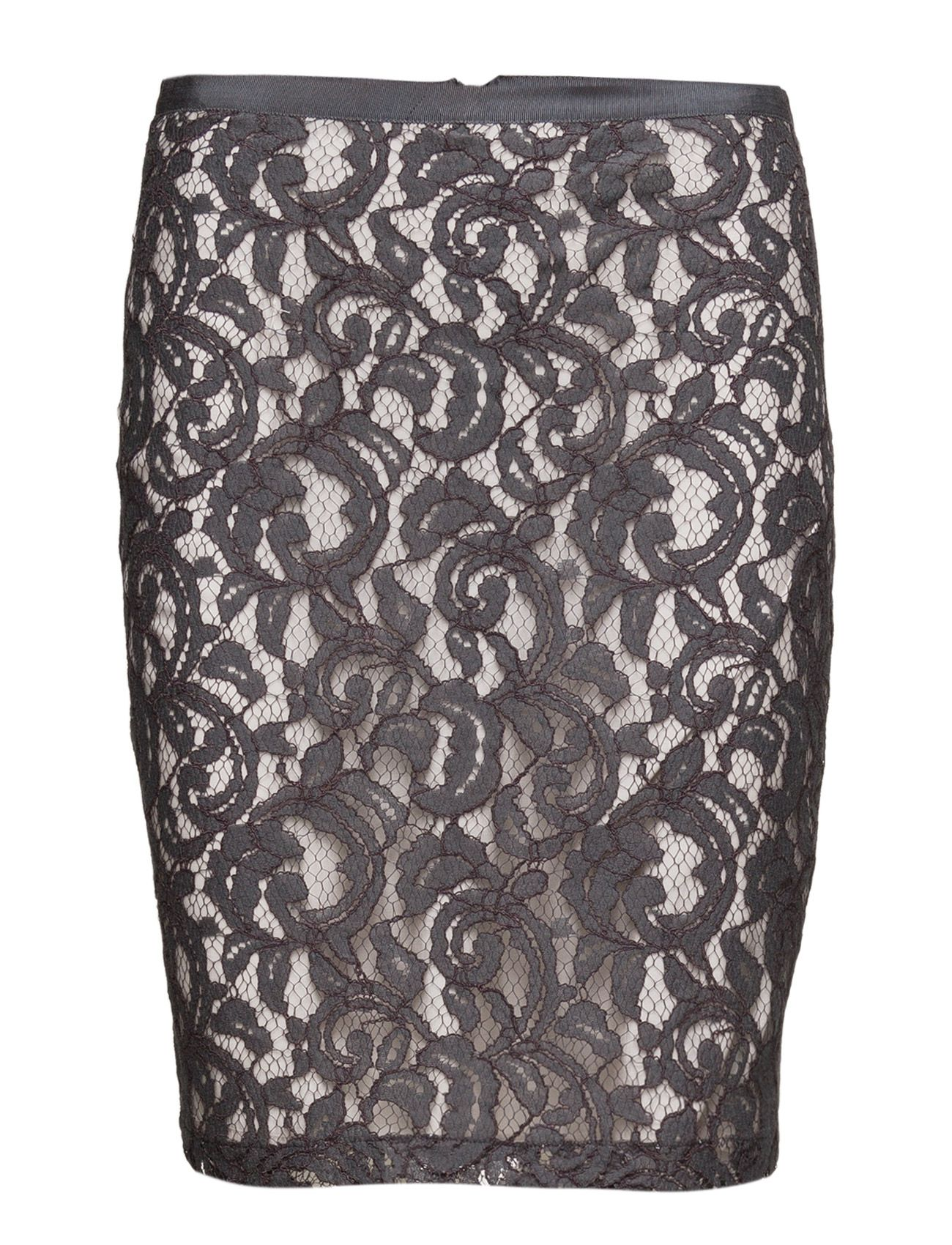 DAY - Day Weave Concealed back zip closure Inner lining Lace Elegant Romantic Sophisticated All-over lace crocheted embroidery