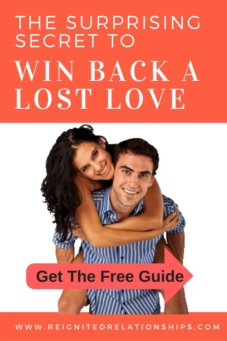 Lost love dating dating