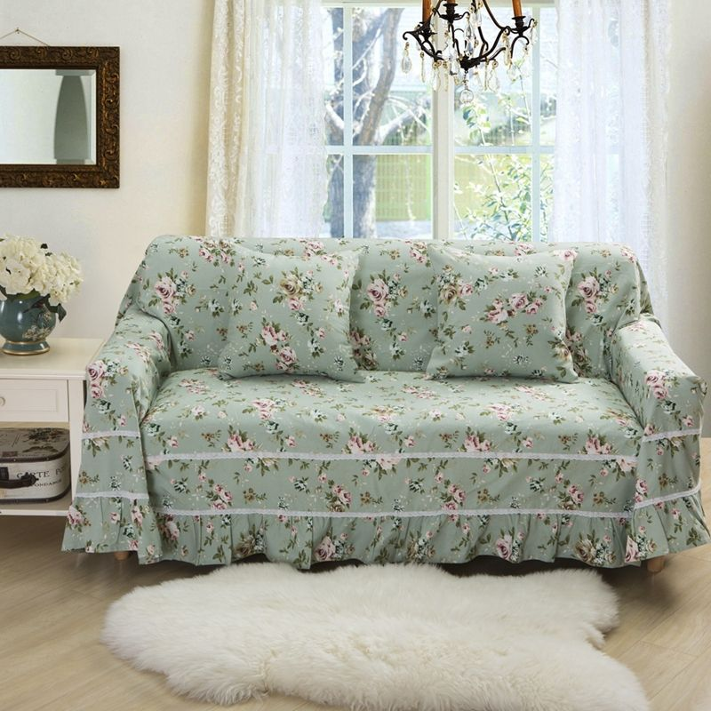 Large Couch Slipcovers