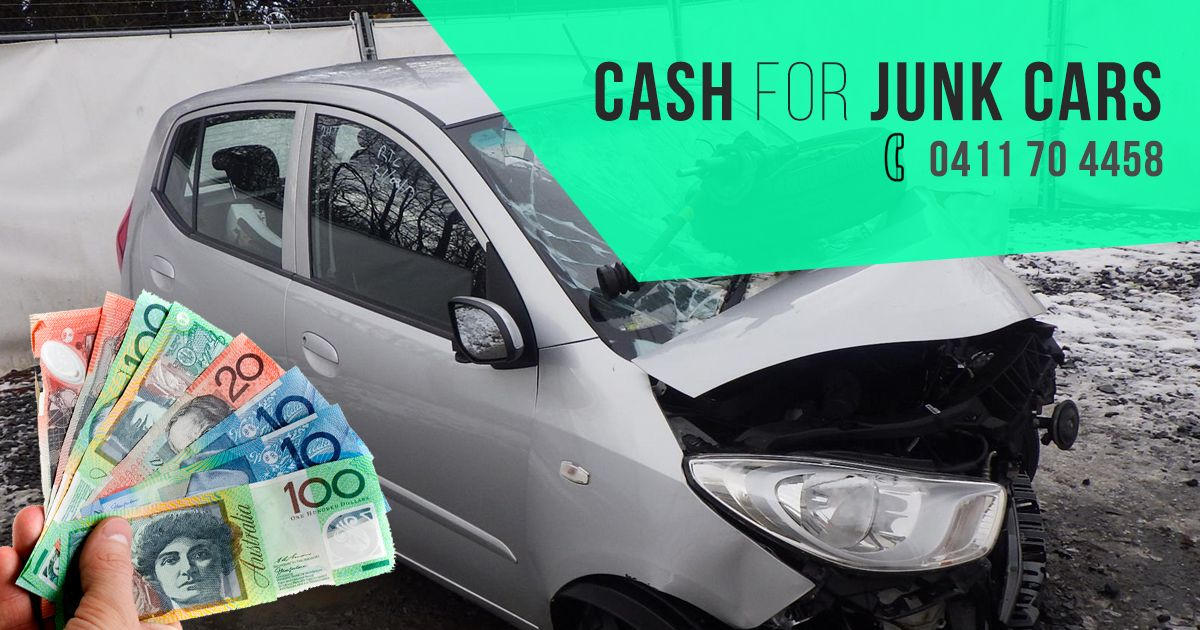 Who offers the free scrap car pickup in Melbourne?