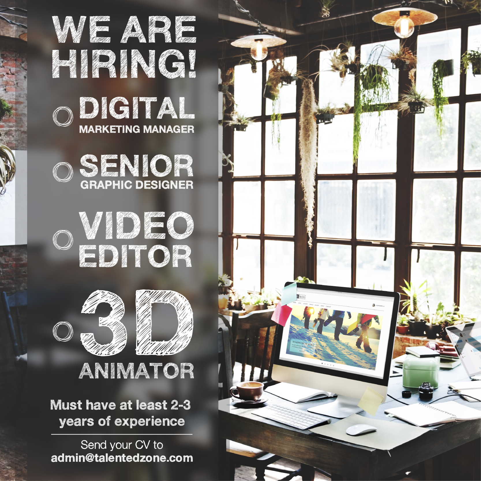 Open Vacancies In Uae We Are Looking For Digital Marketing