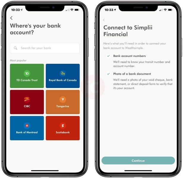 Last month, Torontobased Wealthsimple launched their