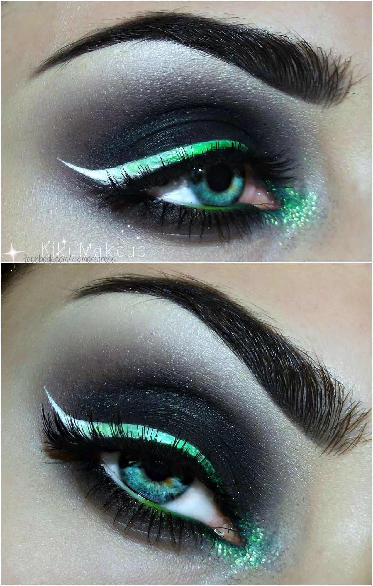 Pin By Skylar Blackwood On Makeup Looks