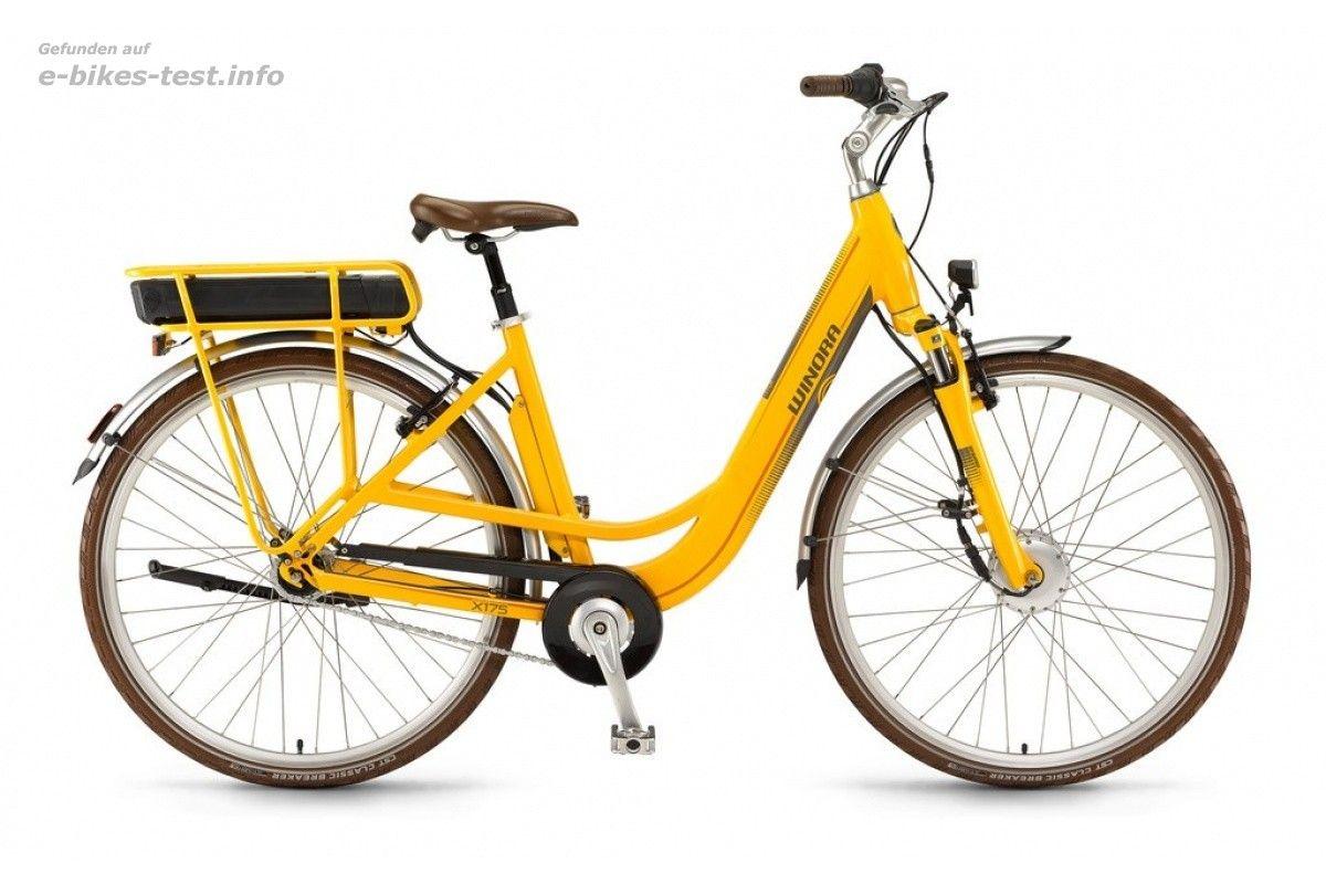 Das E-Bike Winora X175F Einrohr 7G Nexus FL16 36V mango hier auf E-Bikes-Test.info vorgestellt. Weitere Details zu diesem Bike auf unserer Webseite.