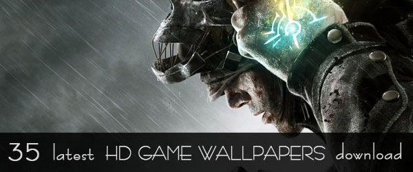 35 Latest HD Game Wallpapers For Download