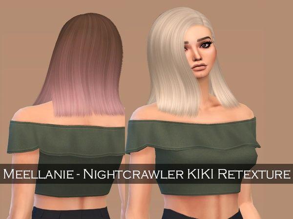 Nightcrawler KIKI Retexture by Meellanie at TSR • Sims 4 Updates