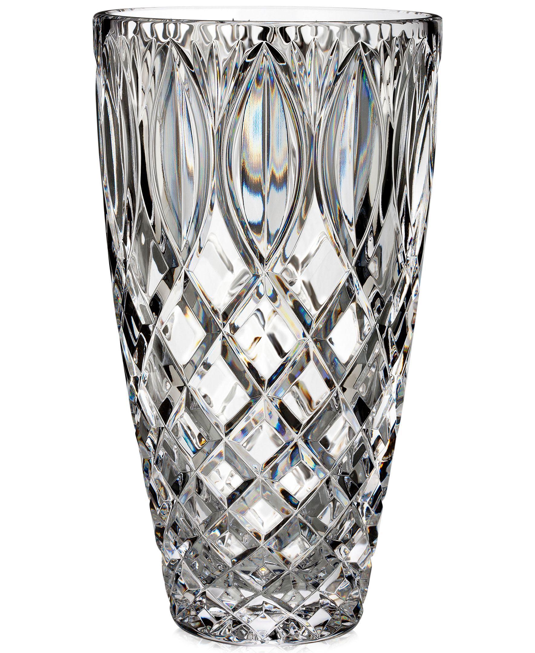 Grant Vase 10 Waterford Crystal Waterford Vase Vase