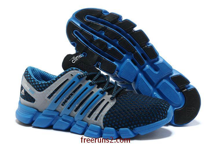 risparmiare il 20% di comprare adidas climacool freschi passaggio nero blu reale q21525