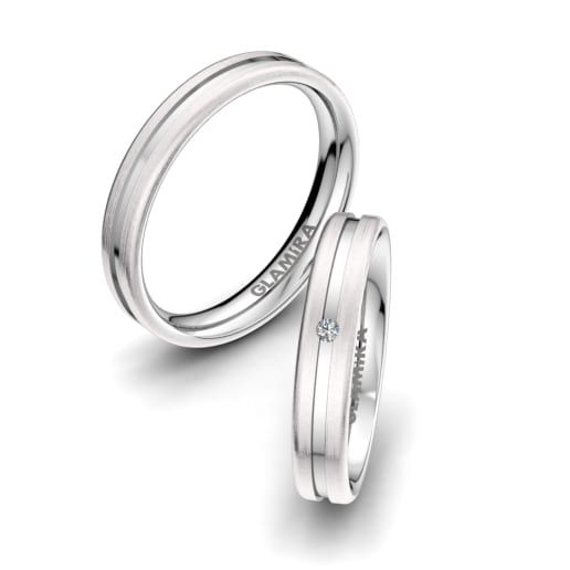 Couples See Even Their Wedding Rings As A Symbol Of Their Undying