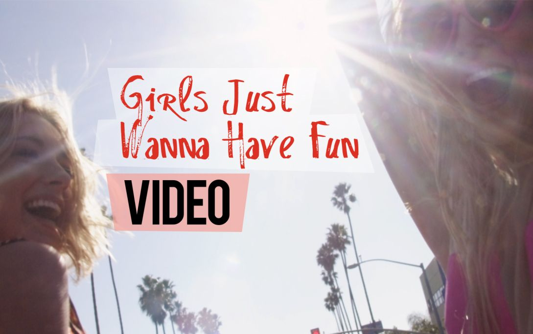 California Girls! THE VIDEO!