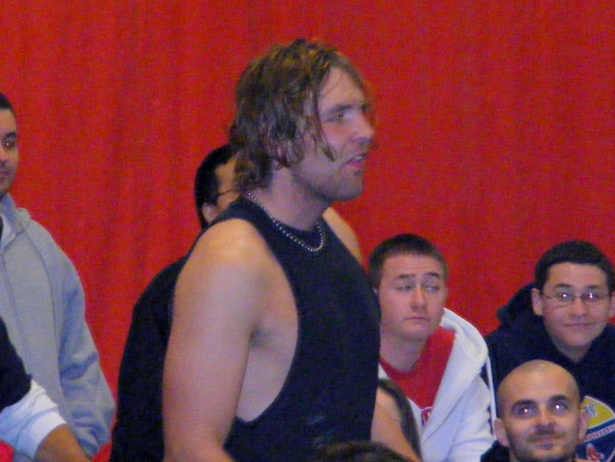 Moxley on the independent circuit in 2010