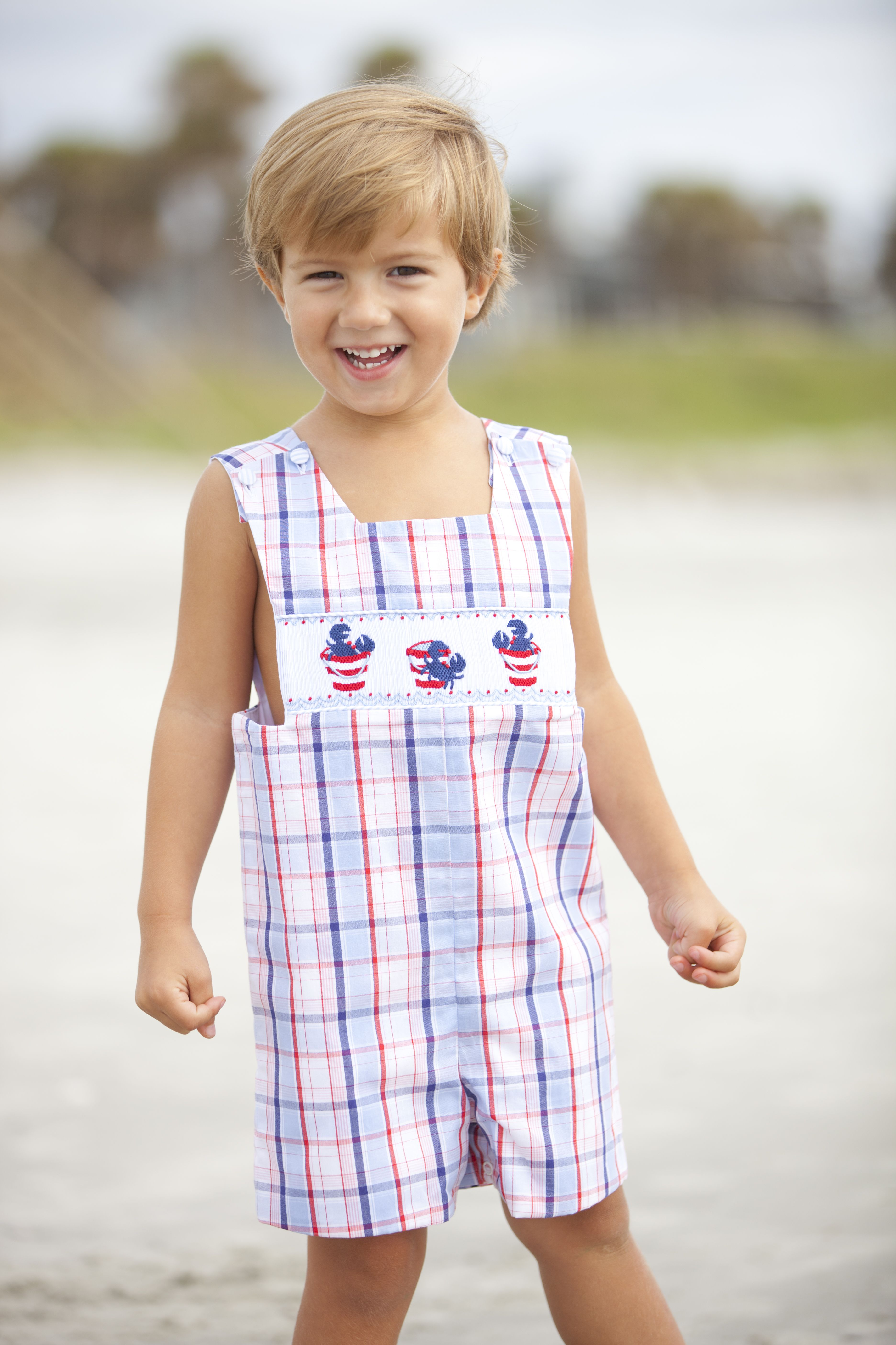 boys clue crab shortall Red White and Blue Pinterest