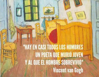 Frases De Vincent Van Gogh Sobre El Arte Y Ser Artista