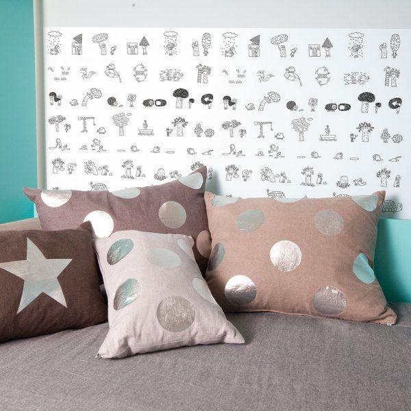 bien plus que du papier peint enfant colorier j 39 m. Black Bedroom Furniture Sets. Home Design Ideas