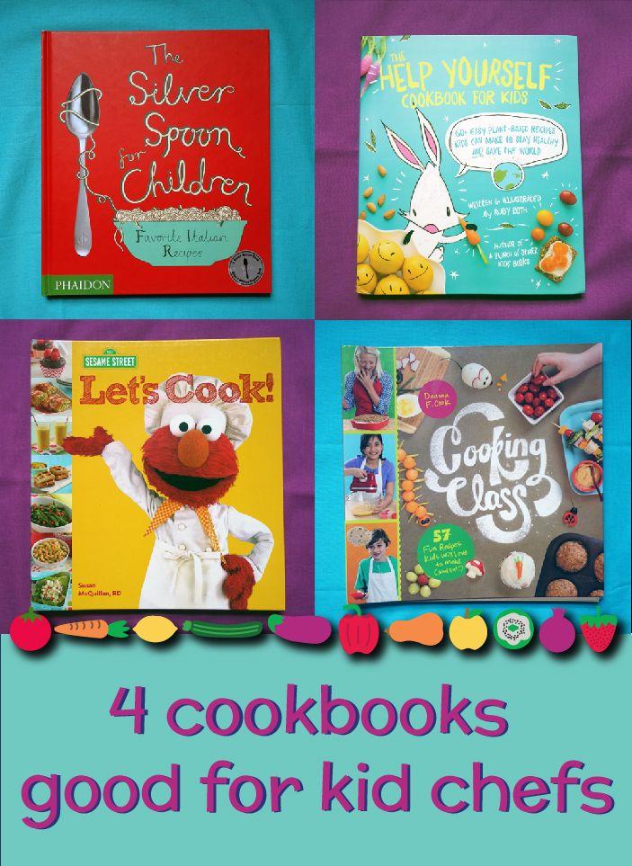 4 Good Cookbooks For Kids Nomster Chef Blog Kids Cookbook