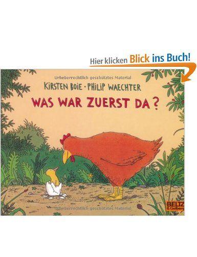 Was war zuerst da? (MINIMAX): Philip Waechter, Kirsten Boie: Bücher 4-6yr