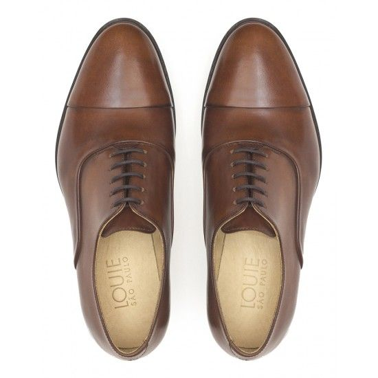 Sapato Feminino Oxford Melrose Whisky LOUIE | On My Feet | Pinterest | Oxfords Socks And Bag