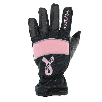 Pro-Tech 8: 8-X Extrication & Rescue Glove, Pink and Black #TheFireStore