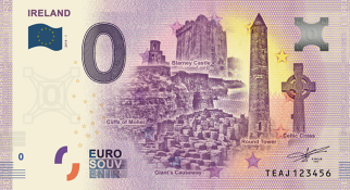 Pin By Frantisek Podsedly On 0 Bankovky Celtic Harp Gift Shop Bank Notes