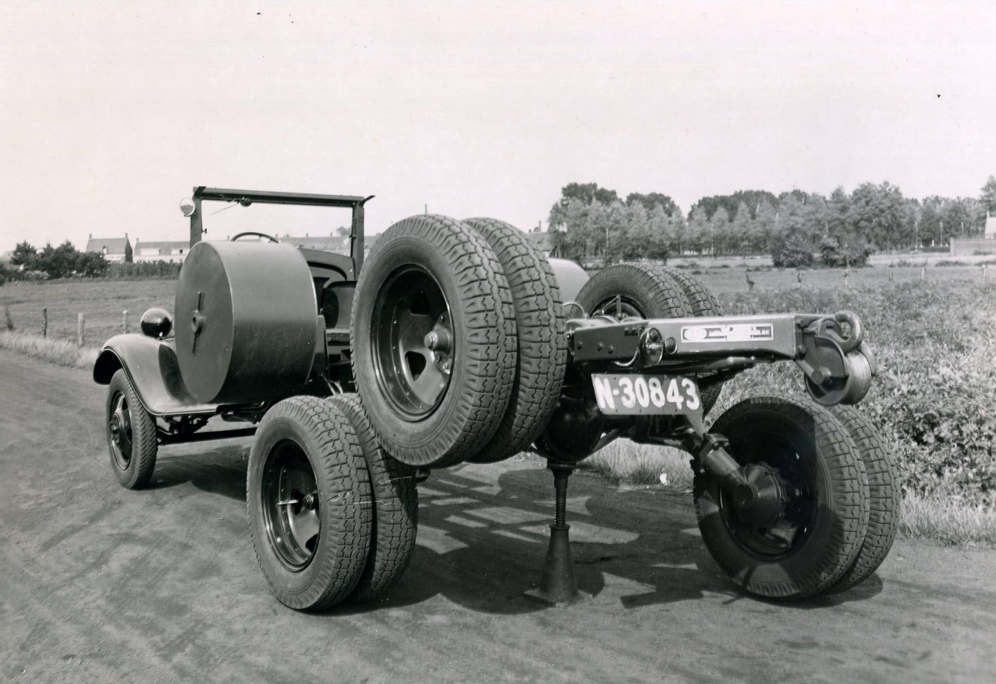 Ford/DAF Trado