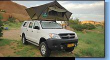 self drive namibian safari