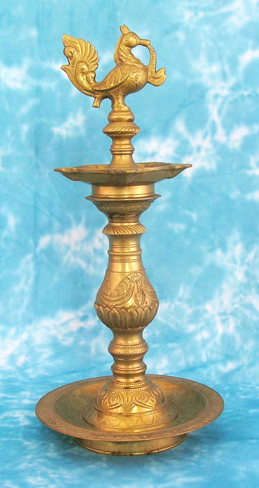 Traditional And Heritagious Hand Made South Indian Brass Kuthuvilakku With State Of The Art Antique Lamps Brass Decor Object Photography