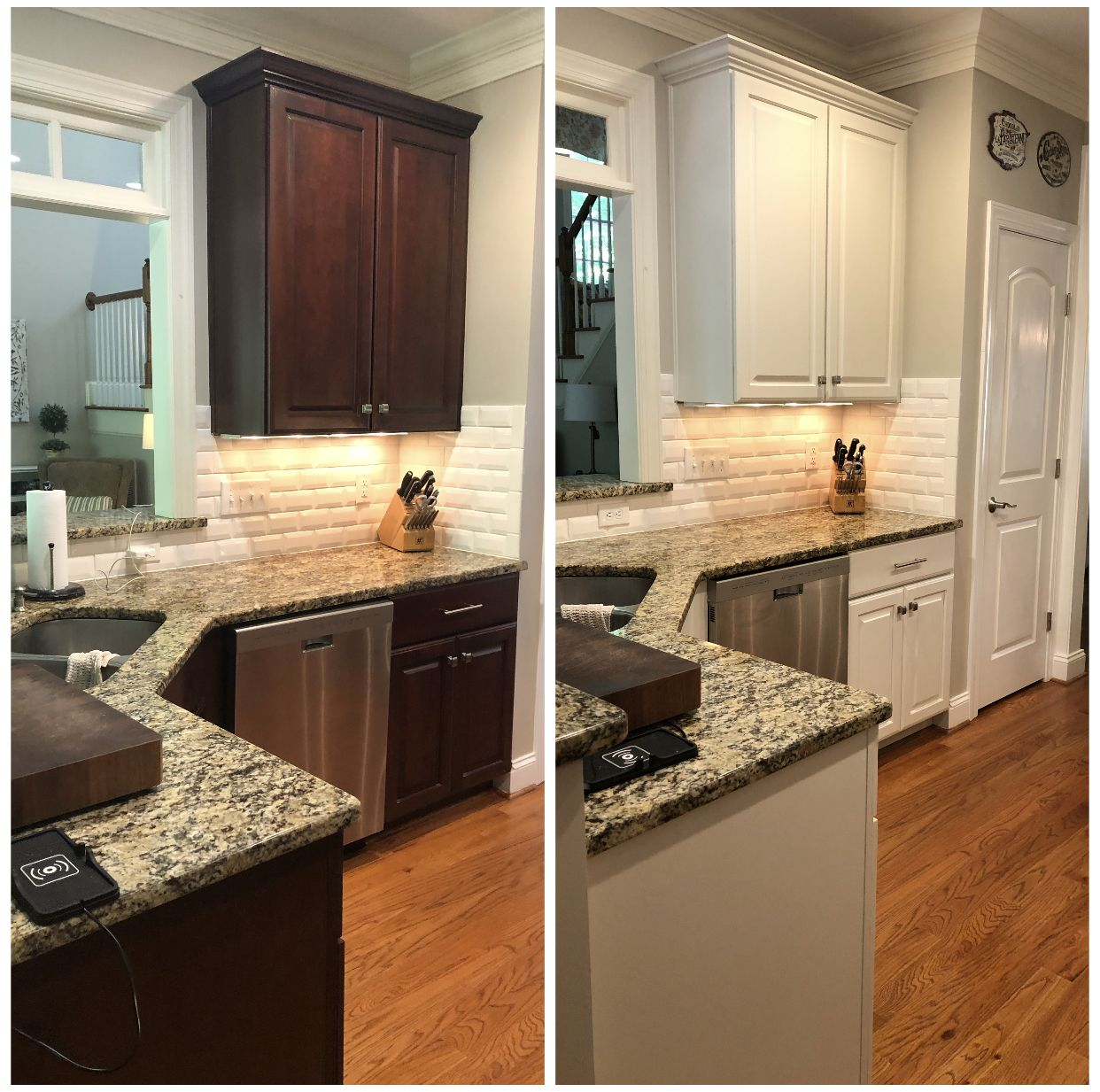 Painted Cabinets In 2020 Kitchen Cabinet Colors Kitchen Remodel Painting Cabinets