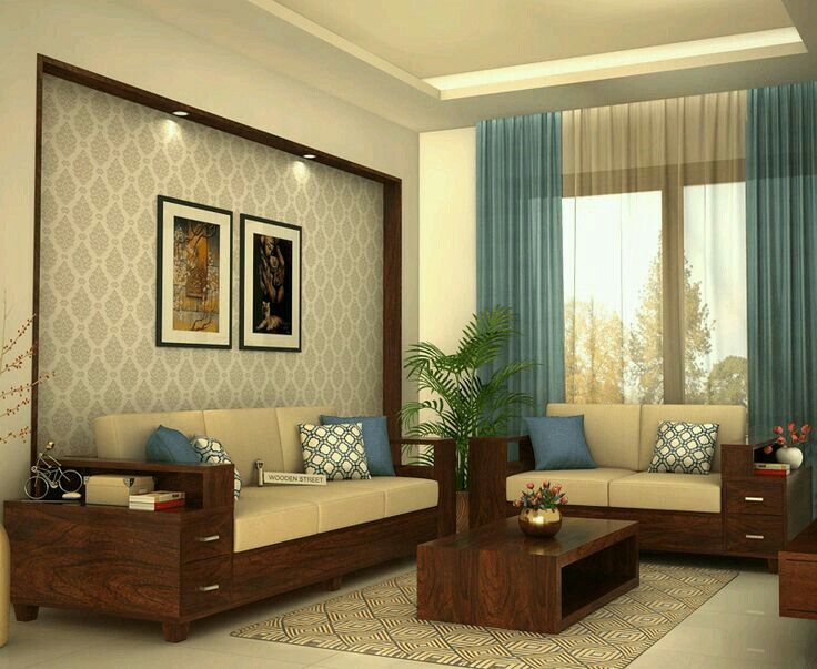 Pin By Sayali Jamale On Indians Wooden Sofa Designs Living Room Sofa Design Wooden Sofa Set