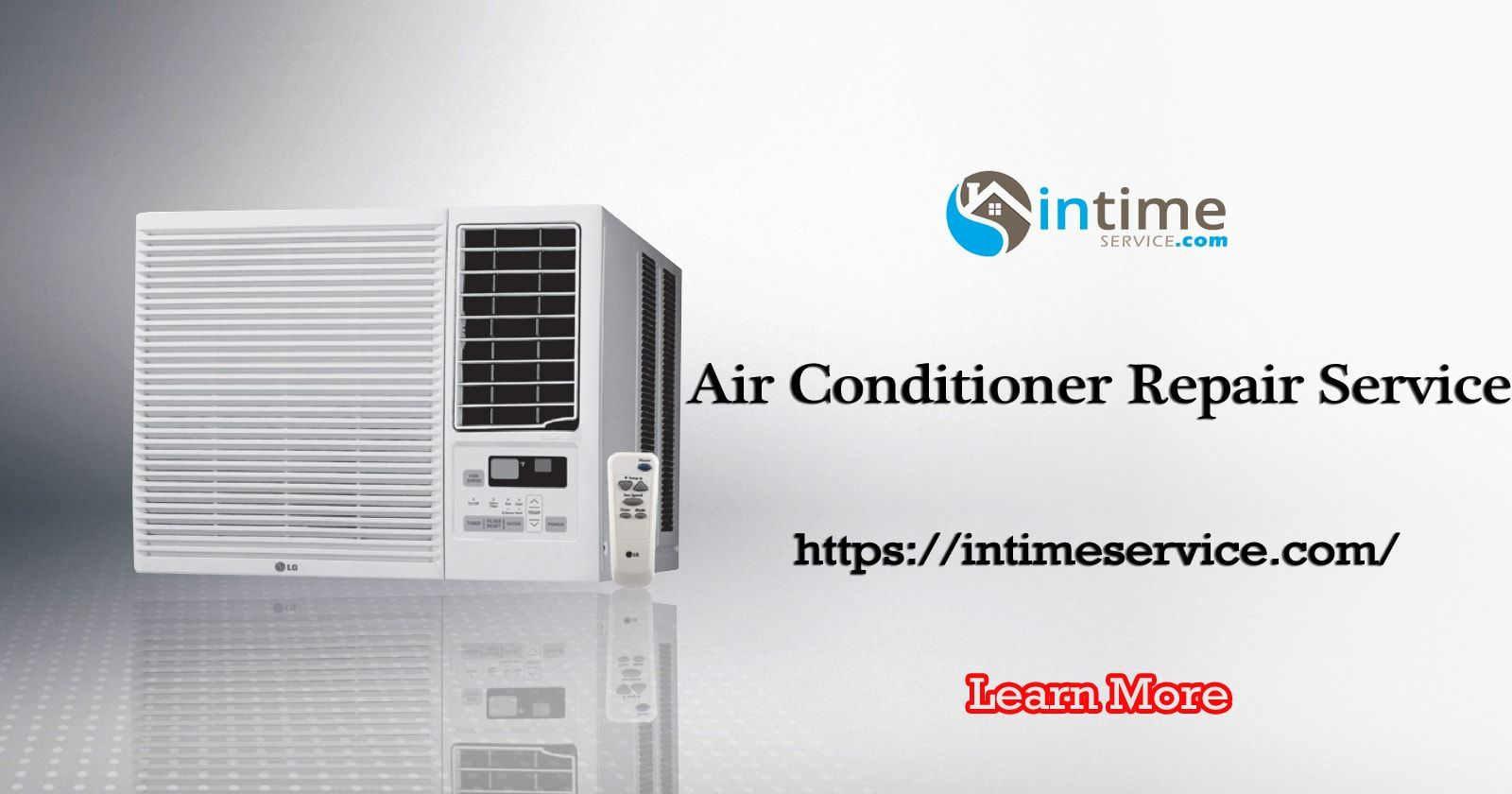 We know how difficult it is when an AC stops working. We