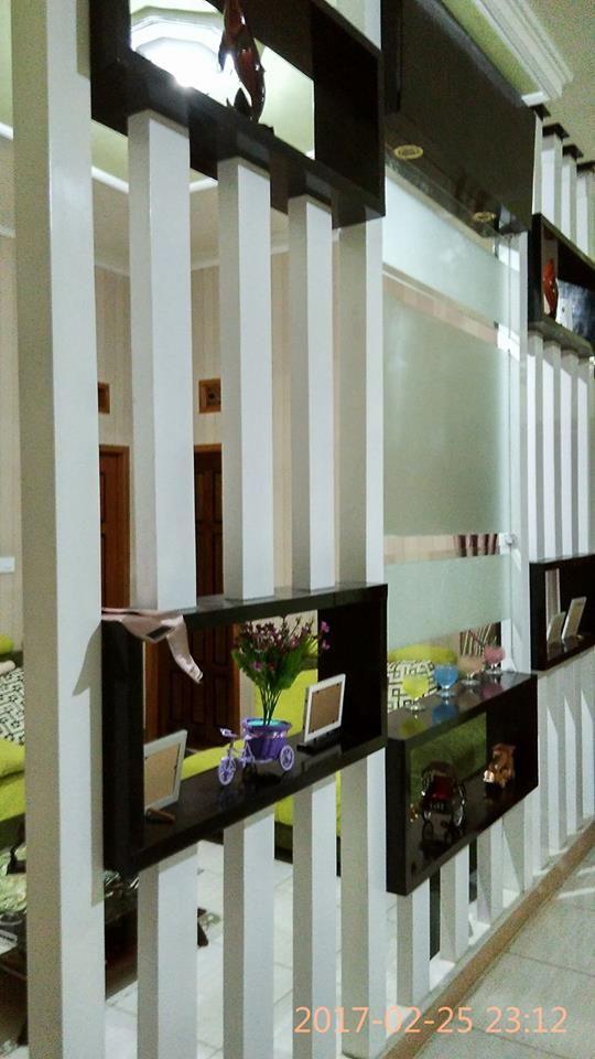 MODEL GAMBAR LEMARI DAPUR HPL MINIMALIS | Lemari dapur ...