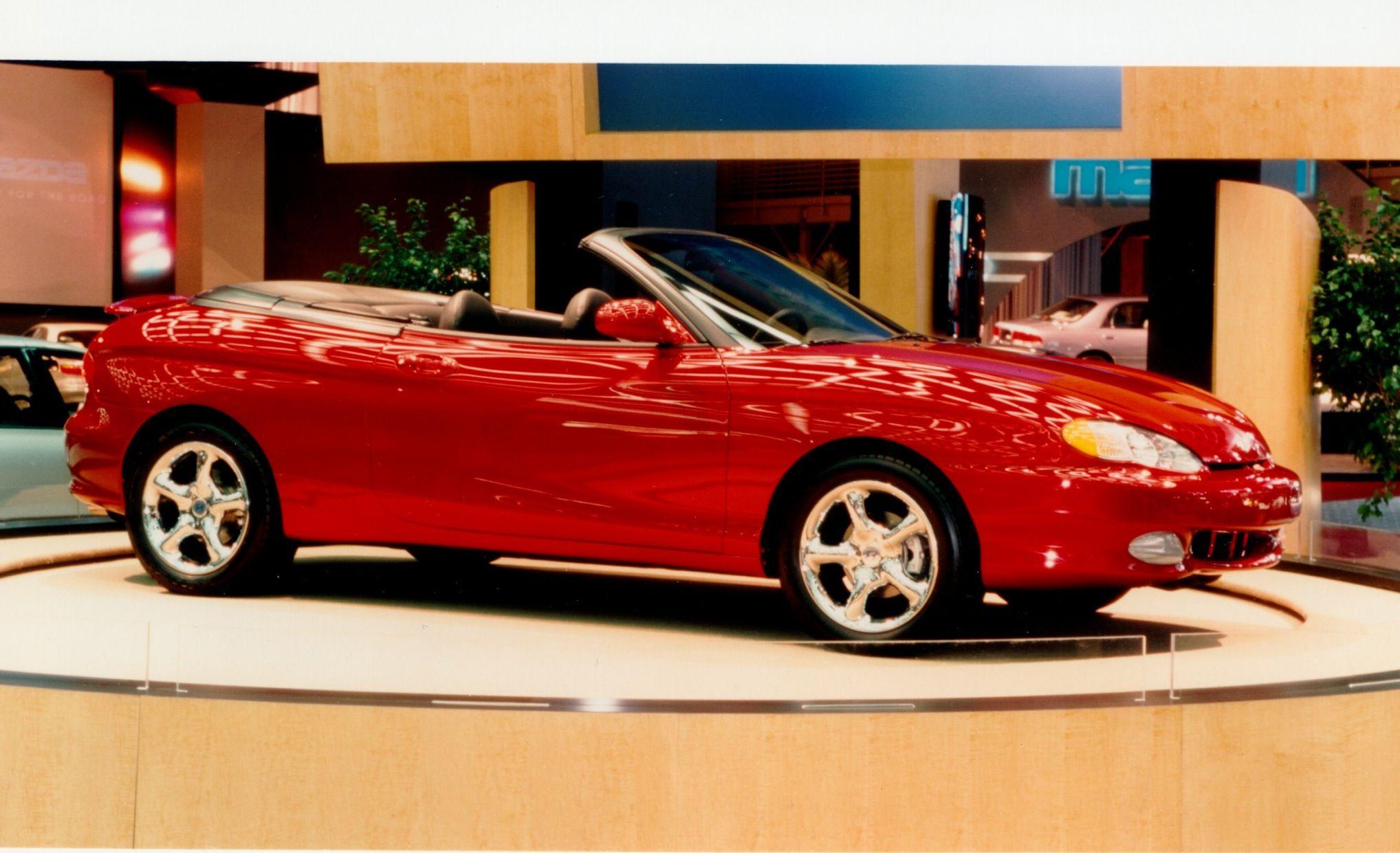 Hyundai Coupe Cabriolet Concept
