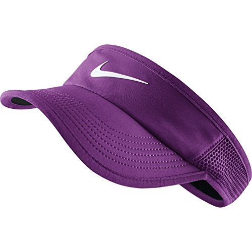Nike Court Featherlight Tennis Visor Cosmic Purple Small Medium Be Sure To Check Out This Awesome Product Ropa Nike Sombreros Y Gorras Gorras De Moda
