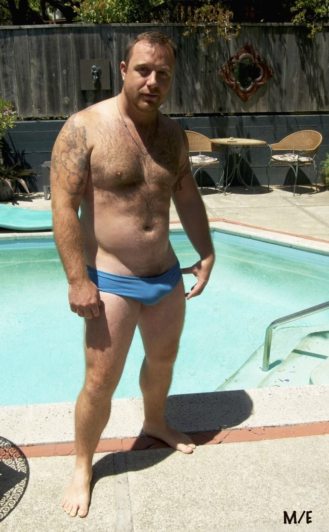 Beefy fellow on cam